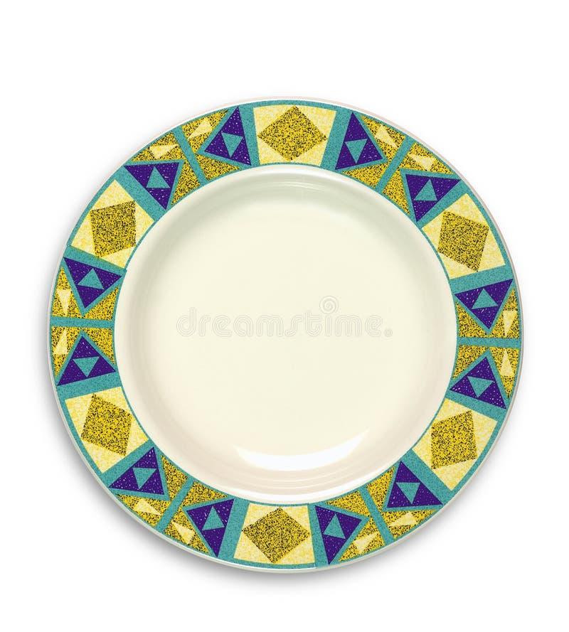 Dish royalty free stock image