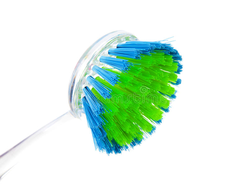 Download Dish brush stock image. Image of isolated, clean, kitchen - 21640249