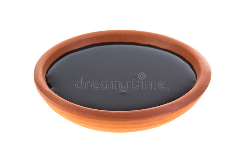Download Dish of molasses stock image. Image of sugar, isolated - 25632883