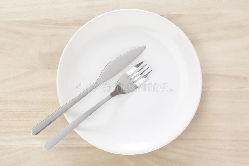 Download Dish and silverware stock image. Image of minimalism - 21716953