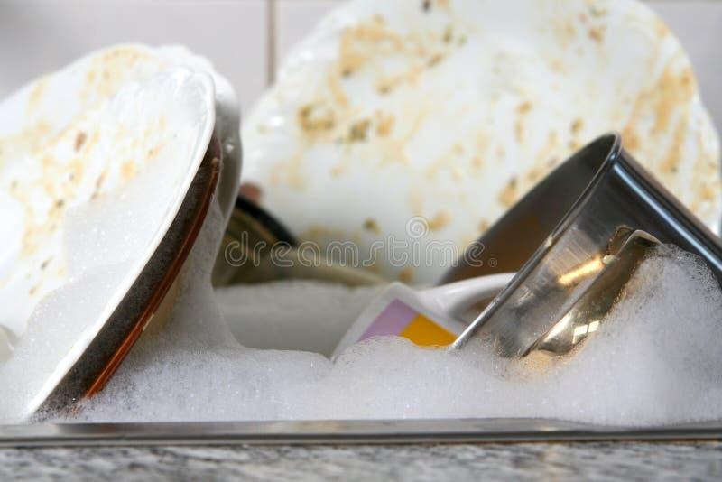 Download Dish washing stock photo. Image of domestic, housework - 2473230