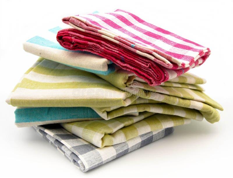 Dishcloths Stock Image