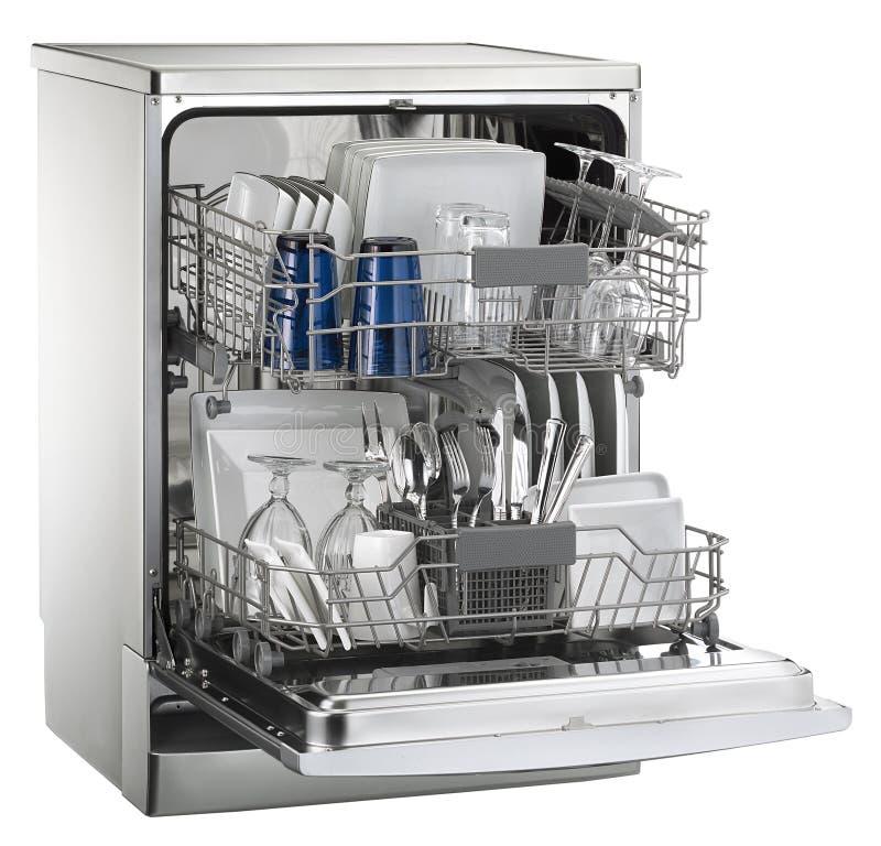 Dishwasher stock photo