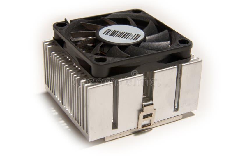 Disipador de calor foto de archivo