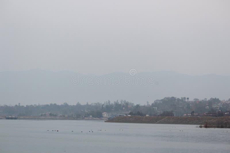 Disjoignez l'Inde nagar de Himachal Pradesh photographie stock libre de droits