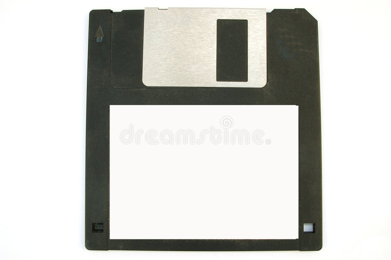 Diskette stock image