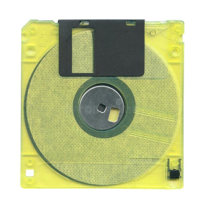 Diskette getrennt stockfotos