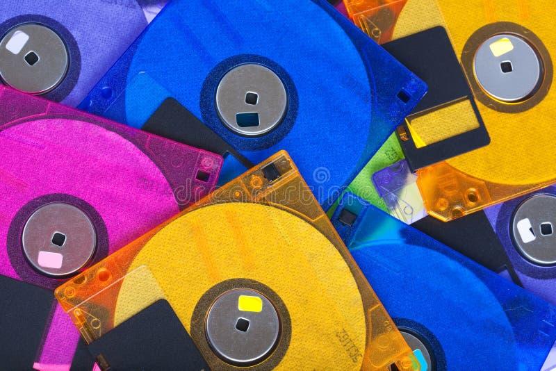 disketter flera arkivfoton