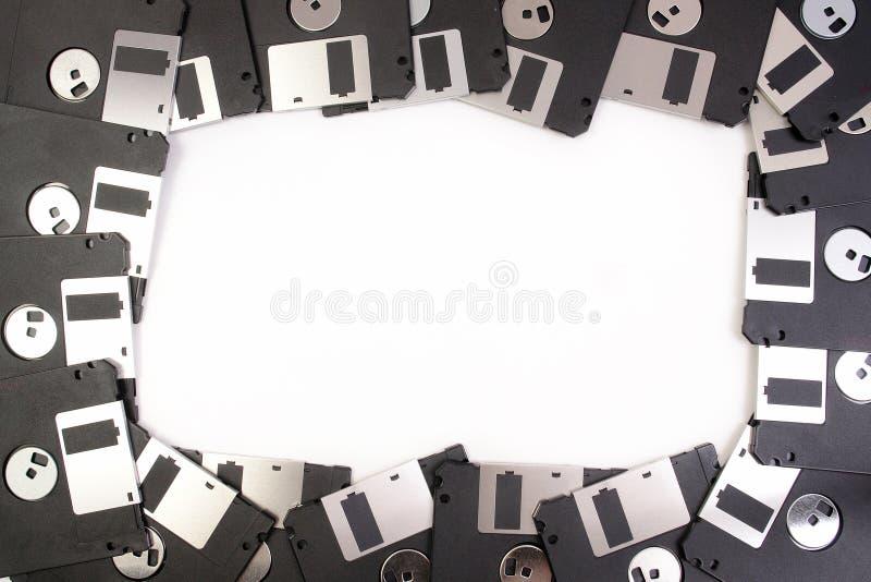 Disketterahmen lizenzfreies stockbild