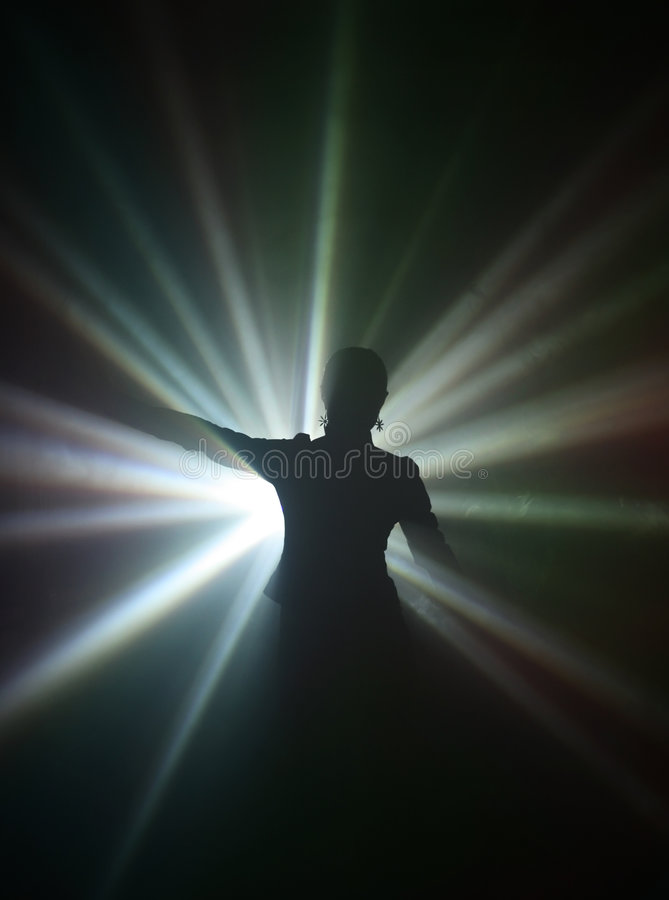 disko royaltyfri fotografi