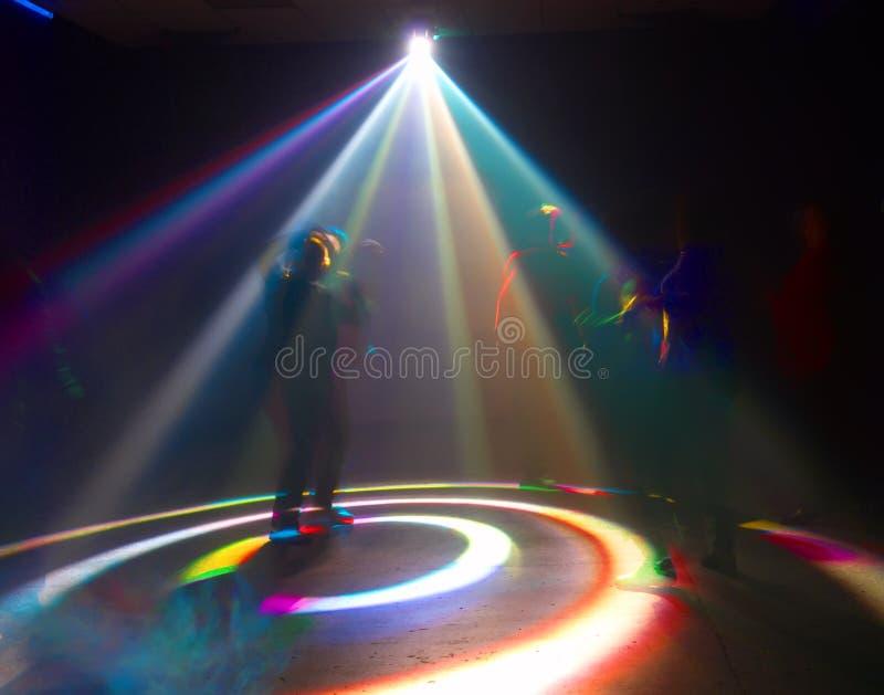 diskodeltagare royaltyfri bild