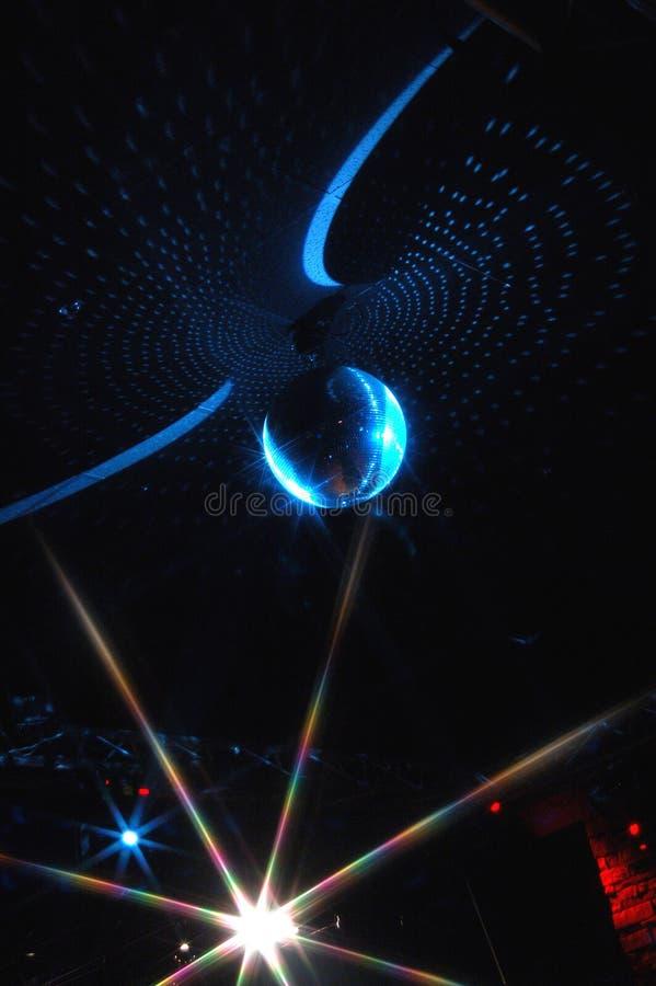 diskolampor arkivfoton