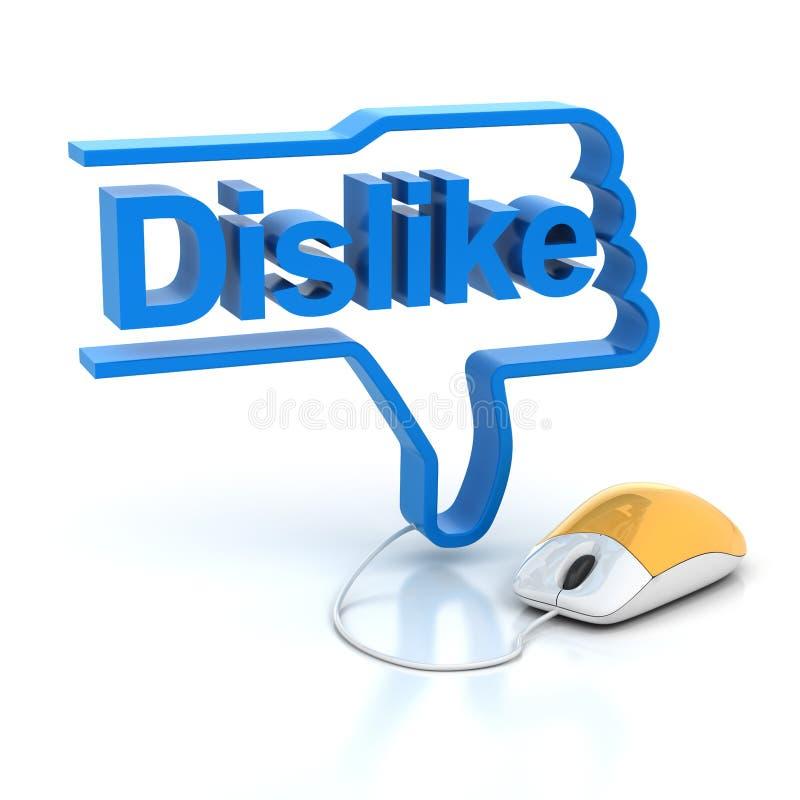 Dislike Symbol Editorial Photo Illustration Of Technology 53095801