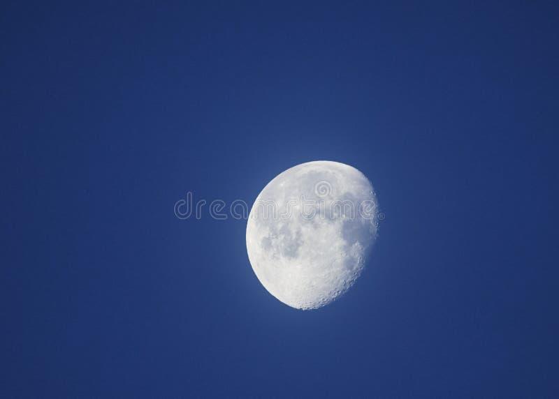 Disminución Crescent Moon imagen de archivo