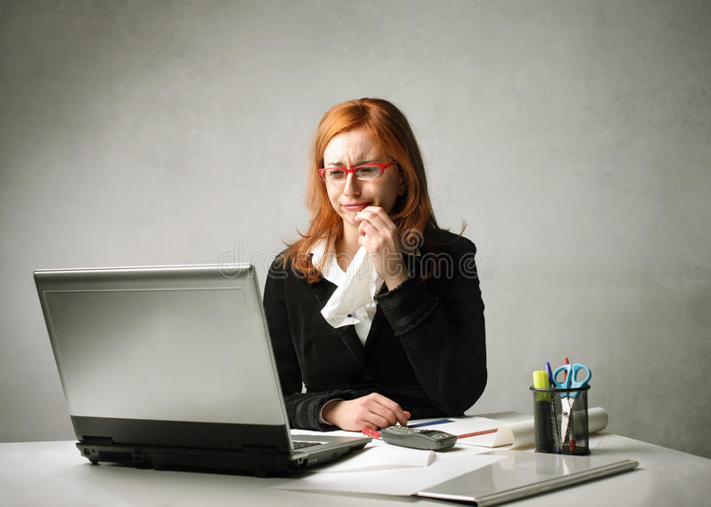 Dismissal Stock Photo