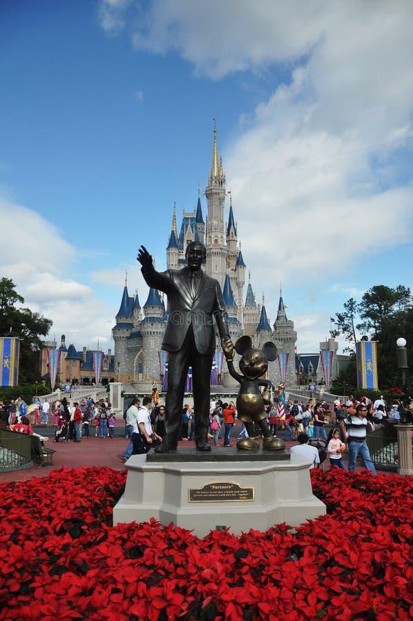 Download Disney Cinderella Castle Walt Disney World Editorial Stock Image - Image: 17535544