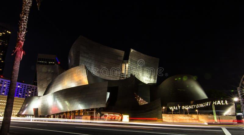 Disney-Concertzaal royalty-vrije stock foto