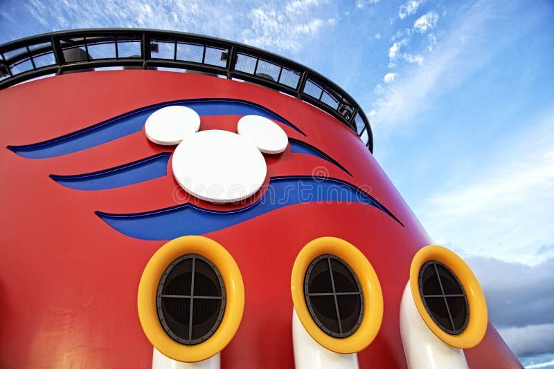 Disney Cruise royalty free stock photos