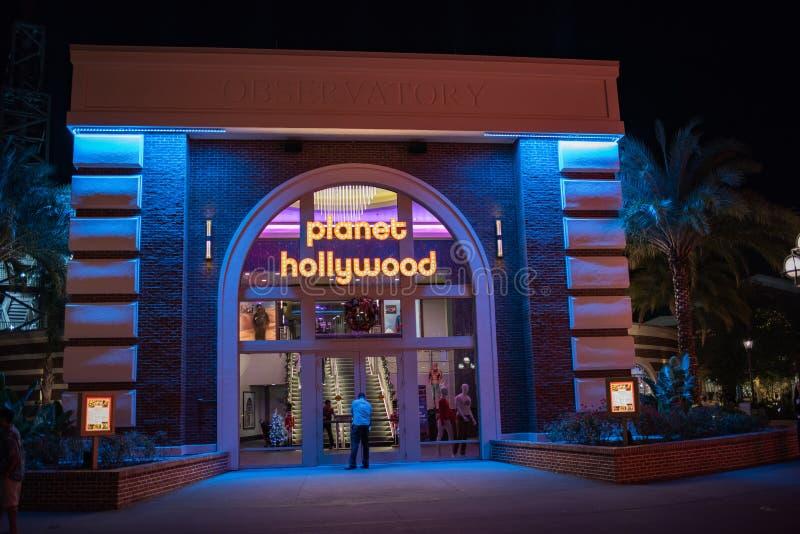 Disney-de Lentes in Walt Disney World royalty-vrije stock afbeelding