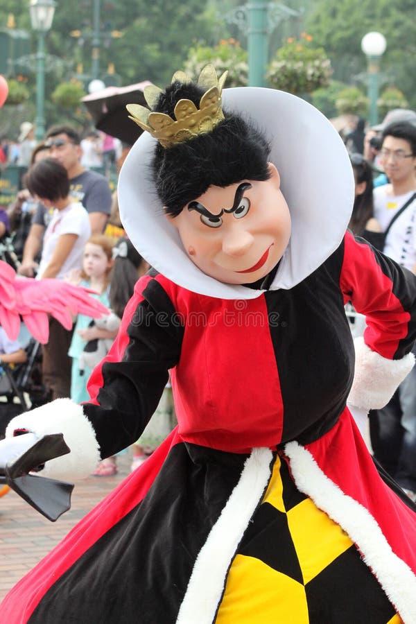 Disney desfila em Hong Kong imagem de stock royalty free