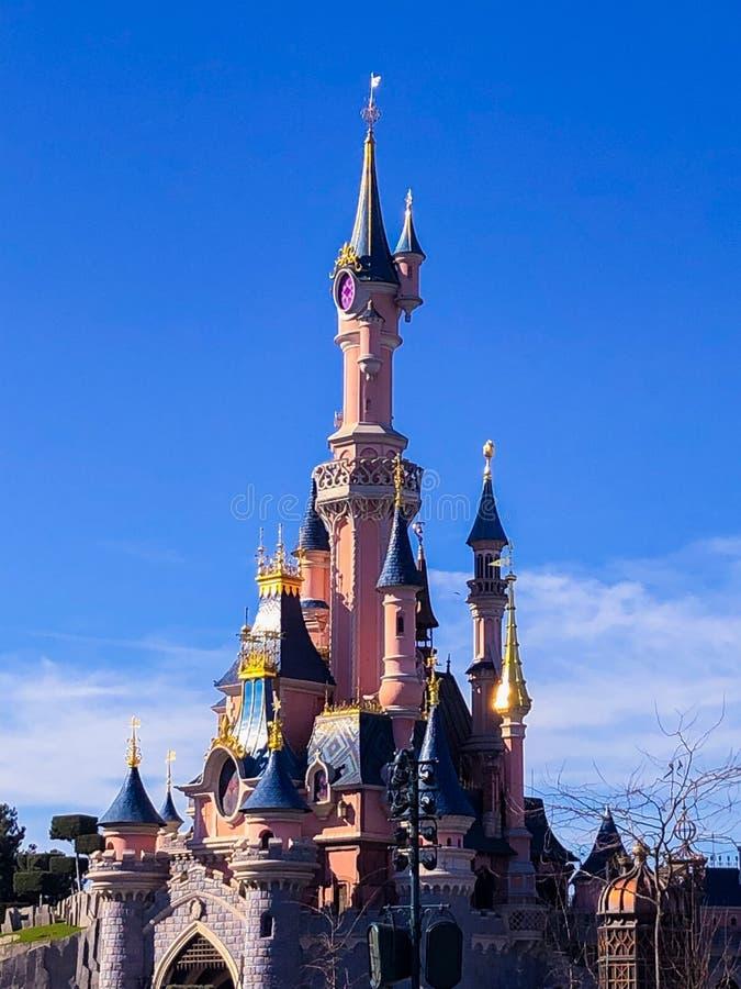 Disney dröm royaltyfri foto