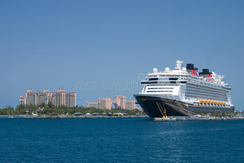 Disney Dream royalty free stock photos