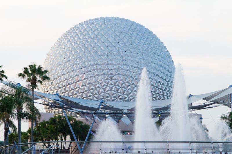 Disney Epcot stock fotografie