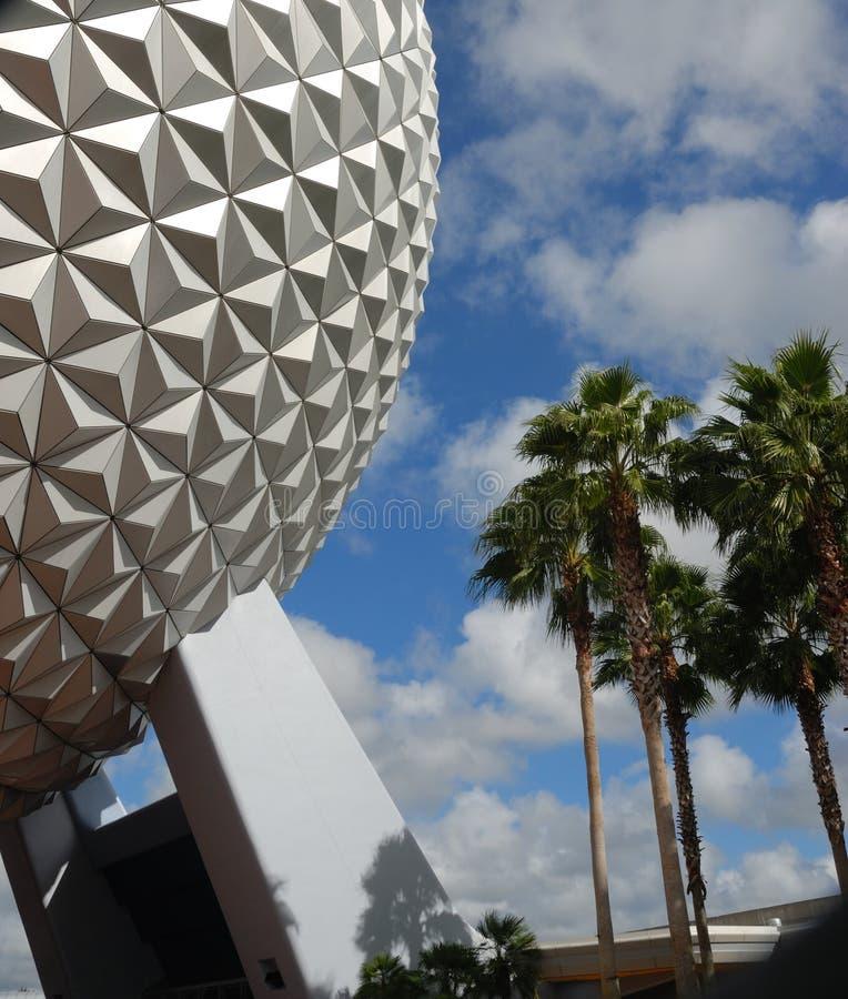 Disney Epcot la Floride centrale photos stock