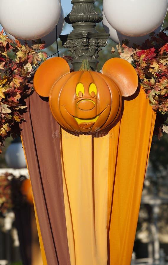 disney Halloween zdjęcie stock