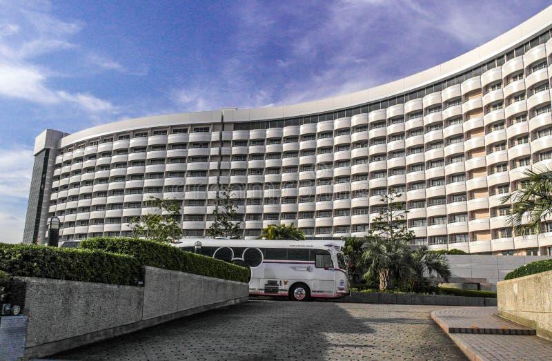 Disney hotell i Tokyo royaltyfri foto