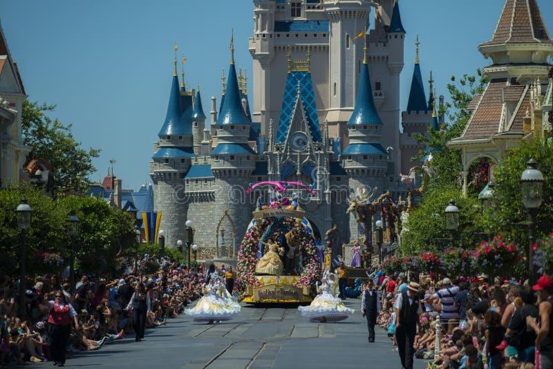 Disney Orlando royalty-vrije stock afbeelding