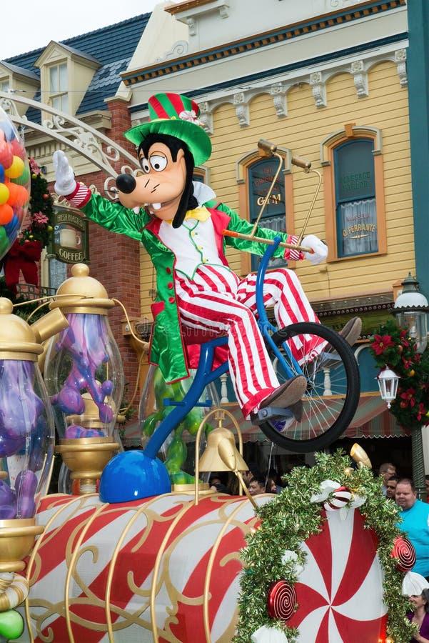 Disney parady Światowa Niemądra podróż obrazy royalty free