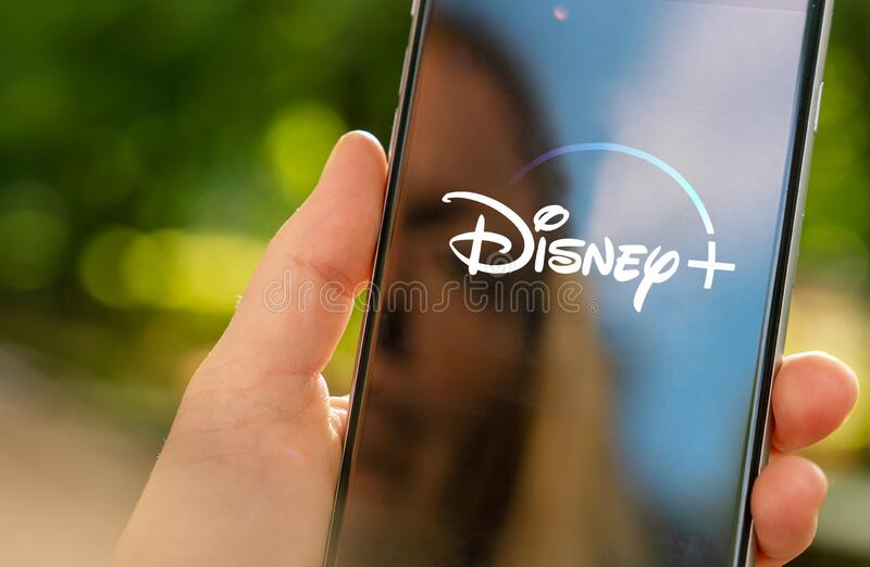 Disney Plus Video Streaming App On Apple Iphone Editorial Stock Image Image Of Reed Internet 171820614