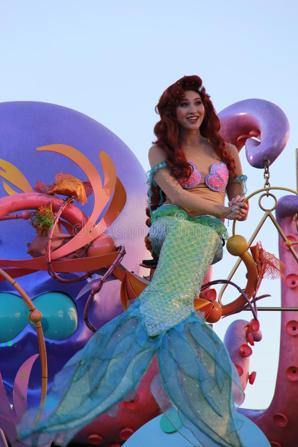 Free Disney Princess - Ariel Stock Photography - 30755952