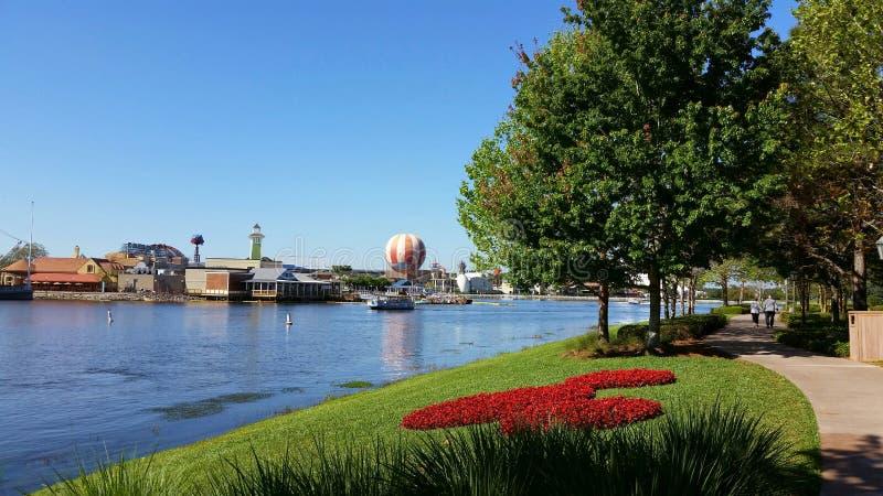 Disney salta Disney do centro imagens de stock royalty free