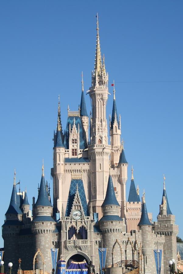 Disney-Schloss stockfotos