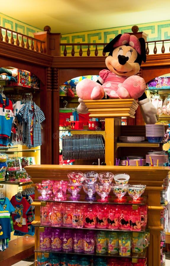 Disney sklep obrazy royalty free