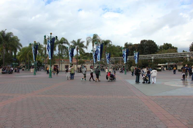 Disney wagen lizenzfreie stockbilder