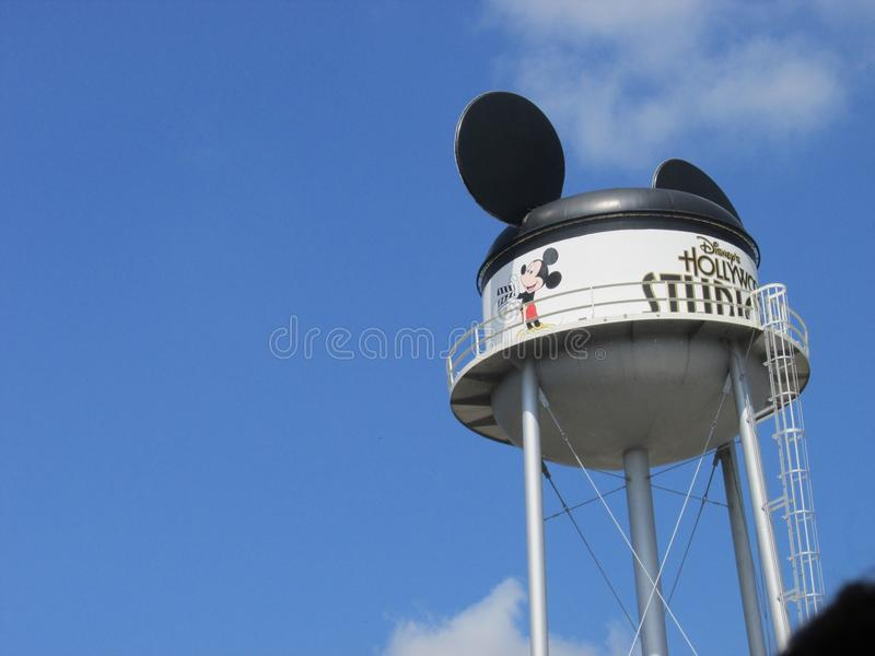 Disney-Welt stockfoto
