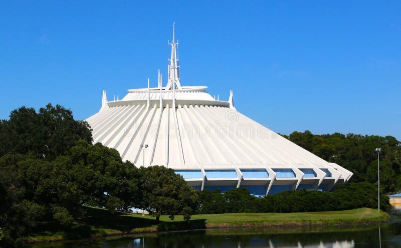 Disney-Wereld Orlando Florida stock foto