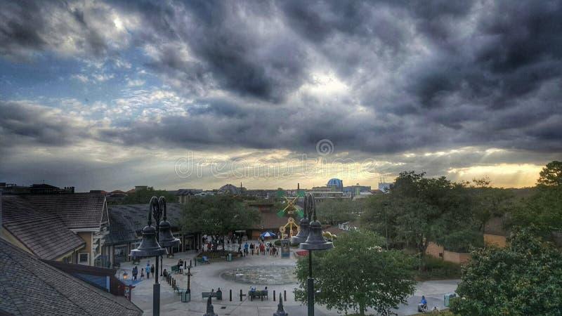 Disney wiosny przy Walt Disney światem zdjęcie stock