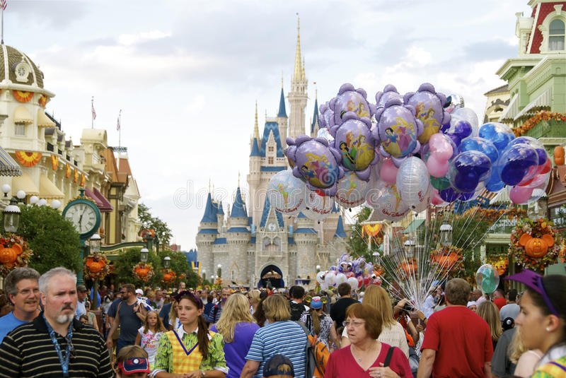 Disney World royalty free stock images
