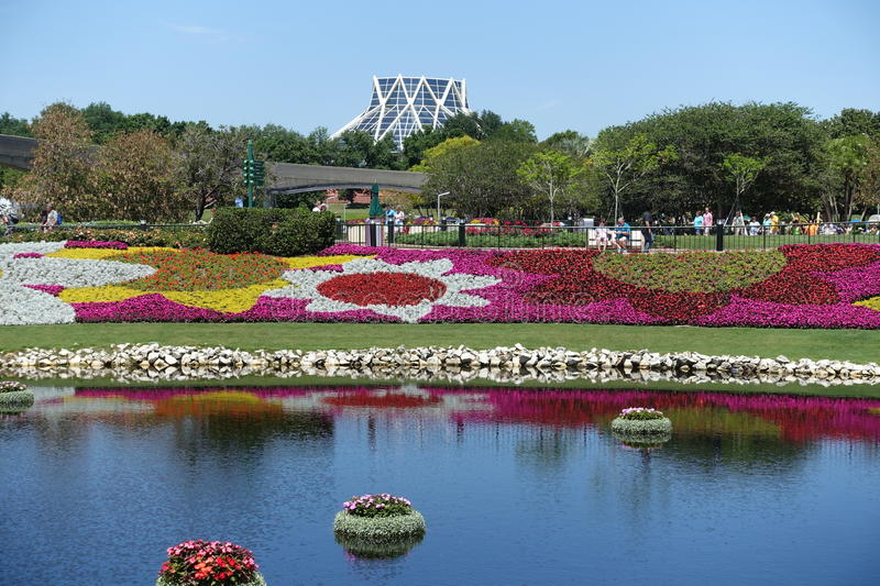 disney flower and garden. Download Disney World Epcot International Flower And Garden Festival Editorial Photography - Image Of Designs,