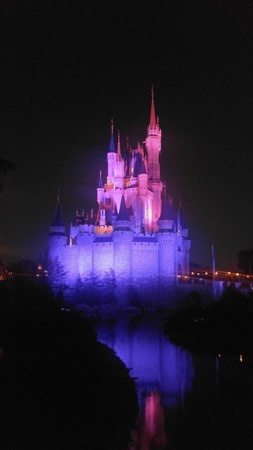 Disney ziehen sich zurück lizenzfreie stockfotografie