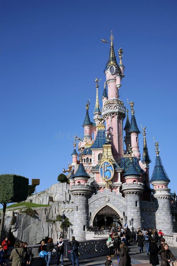 DISNEYLÂANDIA PARIS foto de stock royalty free