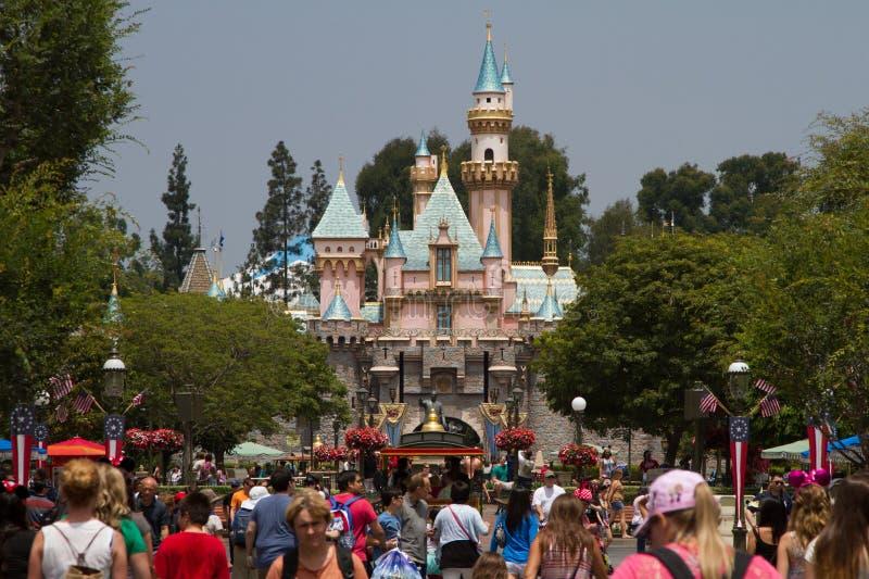 Disneyland imágenes de archivo libres de regalías