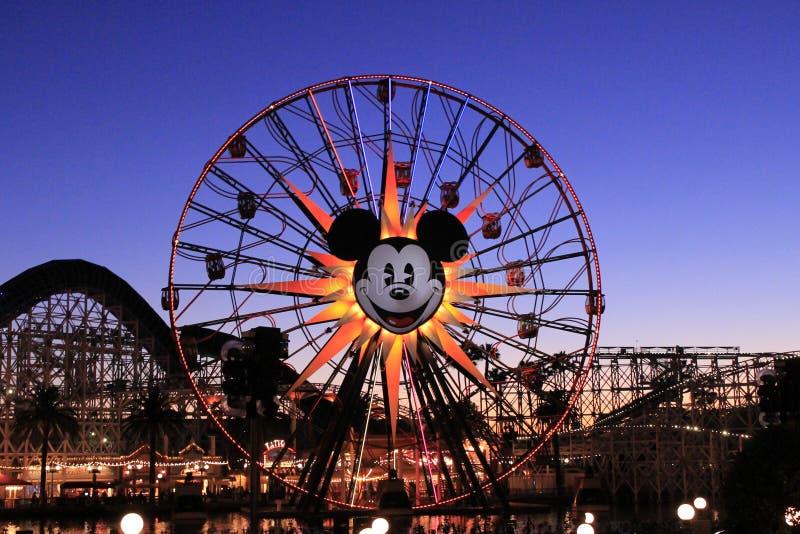 Disneyland στοκ φωτογραφίες με δικαίωμα ελεύθερης χρήσης