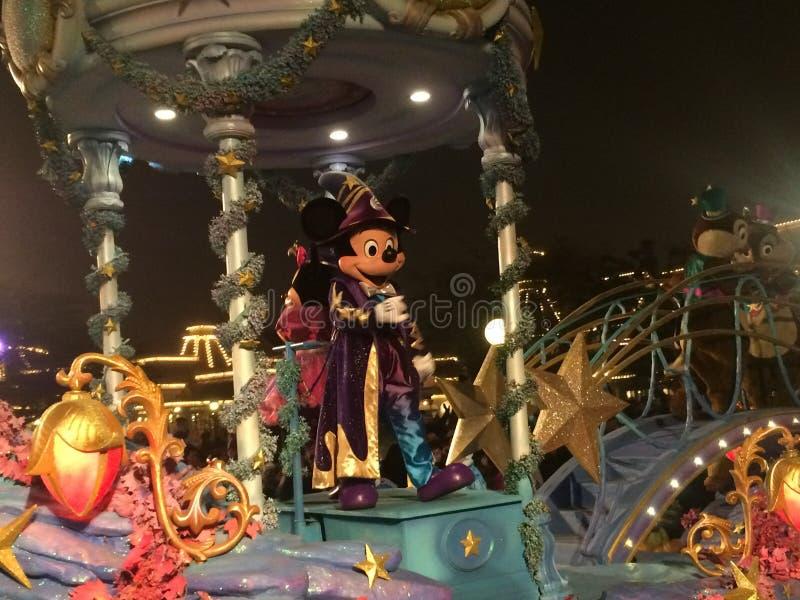 Disneyland στοκ εικόνα