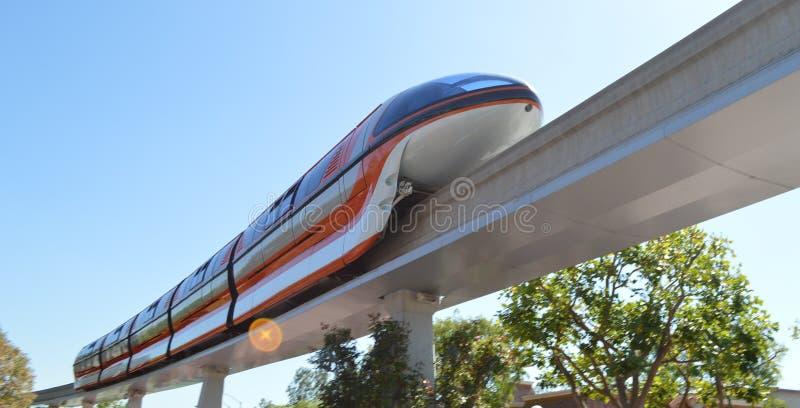 Disneyland Californië royalty-vrije stock foto