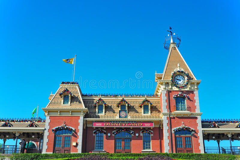 Download Disneyland hong kong editorial stock photo. Image of people - 22298233